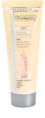 Bielenda Paraffin Treatment ošetřující krém na ruce a nehty