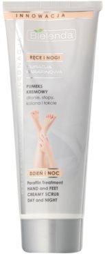 Bielenda Paraffin Treatment Peelingcreme Für Hände und Füße