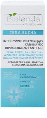 Bielenda Pharm Dry Skin Nachtcreme mit intensivem regenerierenden Effekt gegen Falten 2