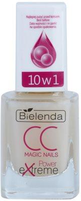 Bielenda CC Magic Nails Power Extreme krepilni serum za nohte