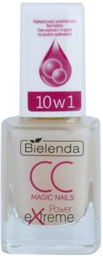 Bielenda CC Magic Nails Power Extreme зміцнююча сироватка для нігтів
