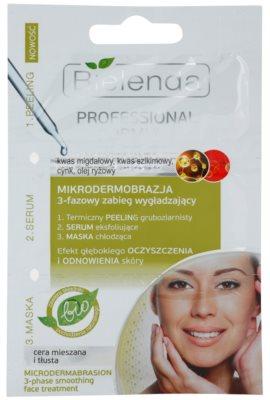 Bielenda Professional Formula peeling, ser si masca pentru tenul gras, predispus la acnee