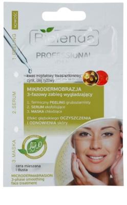 Bielenda Professional Formula peeling, sérum a maska pro mastnou pleť se sklonem k akné