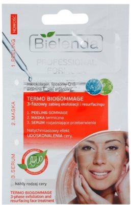Bielenda Professional Formula peeling, sérum e máscara para pele com imperfeições