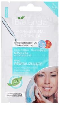 Bielenda Professional Formula revitalizační maska s hydratačním účinkem