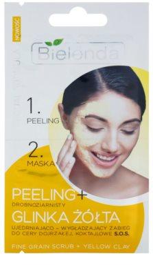 Bielenda Professional Formula piling in maska za učvrstitev obraza