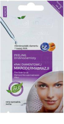 Bielenda Professional Formula ніжний гель-пілінг для нормальної та сухої шкіри