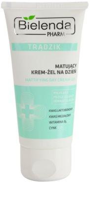 Bielenda Pharm Acne denní gelový krém s matujícím účinkem