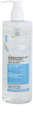 Bielenda Professional Home Expert Clean Міцелярна очищуюча вода для обличчя та очей