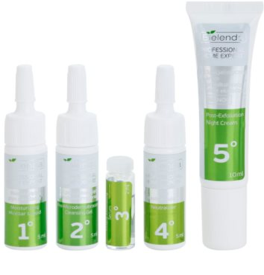 Bielenda Professional Home Expert Peel Active tiefenwirksame regenerierende Kur für Unvollkommenheiten wegen Akne Haut