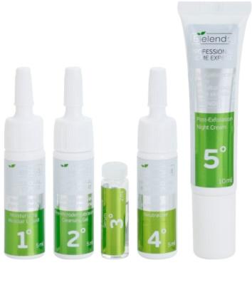 Bielenda Professional Home Expert Peel Active Tratamentul profund de restaurare impotriva imperfectiunilor pielii cauzate de acnee