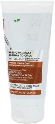 Bielenda Professional Home Expert Cellu-Corrector gladilna maska proti celulitu