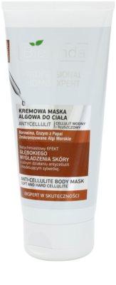 Bielenda Professional Home Expert Cellu-Corrector розгладжуюча маска проти розтяжок та целюліту