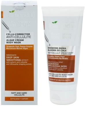 Bielenda Professional Home Expert Cellu-Corrector masca pentru netezire anti celulita 1