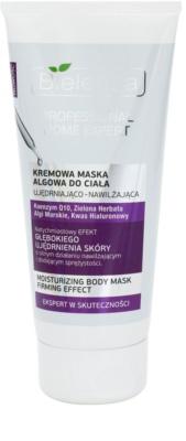 Bielenda Professional Home Expert Miracle Push-Up зміцнююча маска для тіла