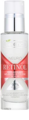 Bielenda Neuro Retinol омолоджуюча сироватка проти мімічних зморшок