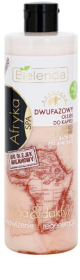 Bielenda SPA Africa двофазна олійка для ванни з есенціальними маслами