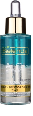 Bielenda Sea Algae Hydro-Lipid dvofazni serum proti staranju kože