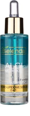Bielenda Sea Algae Hydro-Lipid Ser bifazic impotriva imbatranirii pielii