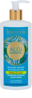 Bielenda Sea Algae Moisturizing ulei de corp cu efect hranitor cu efect de netezire