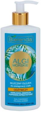 Bielenda Sea Algae Nourishing olejek do ciała o efekt wzmacniający