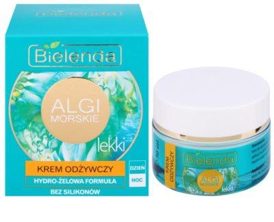 Bielenda Sea Algae Nourishing Crema-gel hranitoare 1