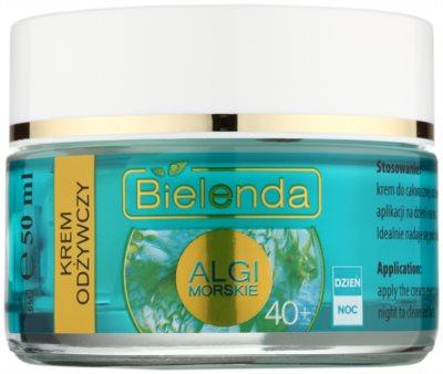 Bielenda Sea Algae Nourishing výživný krém proti prvním vráskám 40+