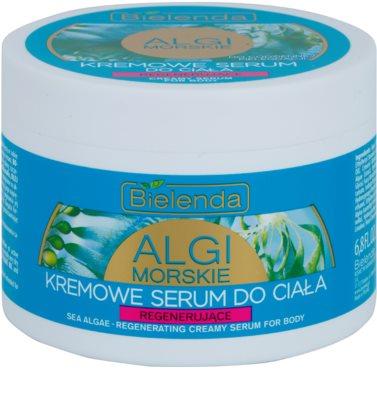 Bielenda Sea Algae Regeneration krémové sérum na tělo se zpevňujícím účinkem