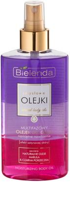 Bielenda Sensual Body Oils Ulei de corp multi-fazic cu efect de hidratare