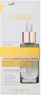 Bielenda Skin Clinic Professional Brightening активна сироватка для сяючої шкіри 2