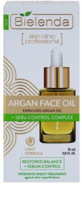 Bielenda Skin Clinic Professional Correcting ulei impotriva imperfectiunilor pielii cauzate de acnee 2