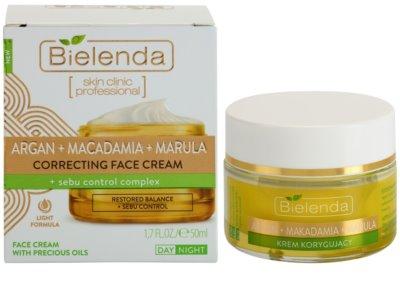 Bielenda Skin Clinic Professional Correcting crema de piele pentru a restabili echilibrul 1