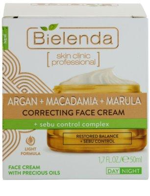 Bielenda Skin Clinic Professional Correcting крем для відновлення рівноваги шкіри 2