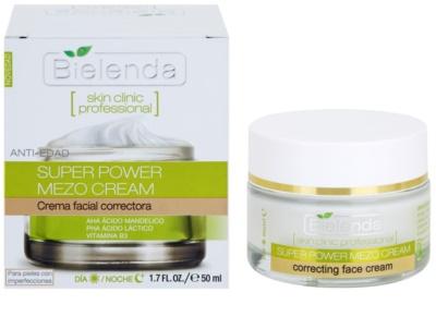 Bielenda Skin Clinic Professional Correcting krém pro obnovení rovnováhy pleti s omlazujícím účinkem 1