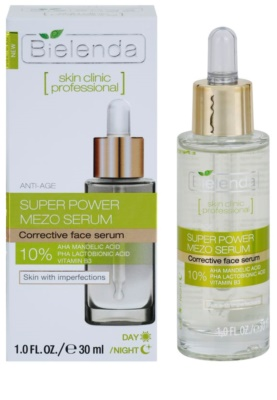 Bielenda Skin Clinic Professional Correcting pomlajevalni serum za kožo z nepravilnostmi 1
