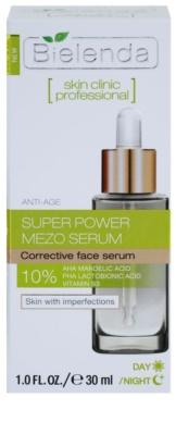Bielenda Skin Clinic Professional Correcting serum odmładzające do skóry z niedoskonałościami 2