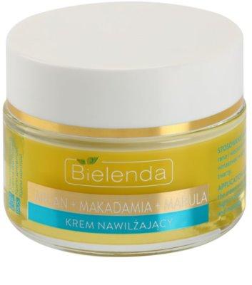Bielenda Skin Clinic Professional Moisturizing crema puternic hidratanta cu efect de netezire