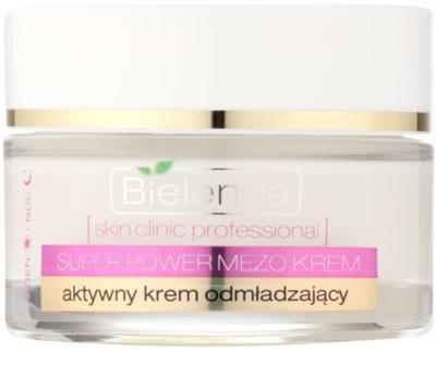 Bielenda Skin Clinic Professional Rejuvenating Aktiv-Verjüngungscreme  für reife Haut