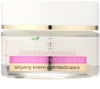 Bielenda Skin Clinic Professional Rejuvenating активний омолоджуючий крем для зрілої шкіри