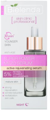 Bielenda Skin Clinic Professional Rejuvenating omlazující sérum pro zralou pleť 2