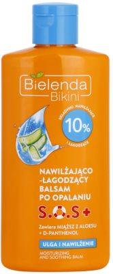 Bielenda Bikini SOS + bálsamo hidratante e nutritivo pós-solar