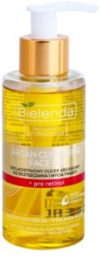 Bielenda Skin Clinic Professional Pro Retinol Óleo Argan de limpeza  com retinol