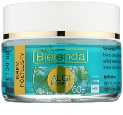 Bielenda Sea Algae Semi-Rich crema hranitoare anti-rid 60+