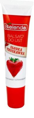 Bielenda Sweet Strawberry balzam za ustnice