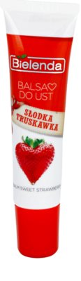 Bielenda Sweet Strawberry бальзам для губ