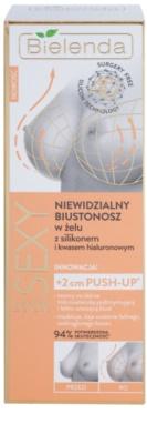 Bielenda Sexy Look gel pentru bust ce ofera ferimitate si efect de push-up 2