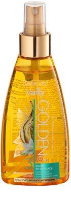 Bielenda Vanity Golden Oils zklidňující olej po depilaci