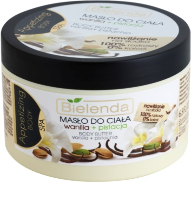 Bielenda SPA Appetizing Body maslo za telo z vlažilnim učinkom