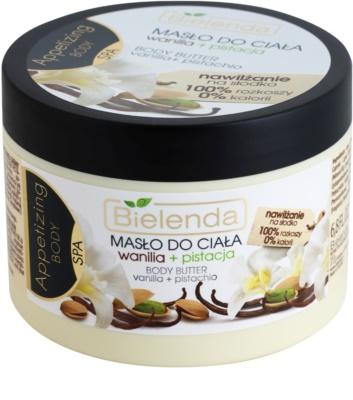 Bielenda SPA Appetizing Body tělové máslo s hydratačním účinkem