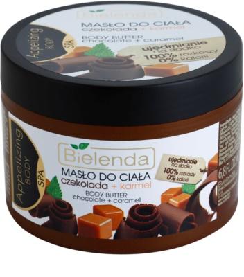 Bielenda SPA Appetizing Body масло для тіла для зміцнення шкіри